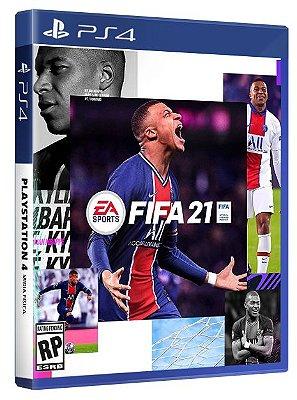 Fifa 21 PS4 Midia Física