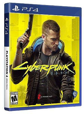 Cyberpunk 2077 PS4 Mídia Física