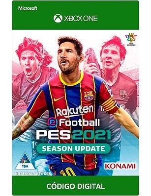 PES 2021 Xbox One