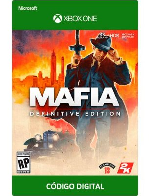 Mafia Definitive Edition Xbox One