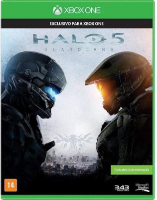 Halo 5 Guardians Xbox One Midia Fisica