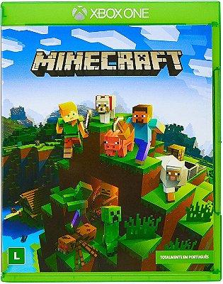 Minecraft Xbox One Midia fisica
