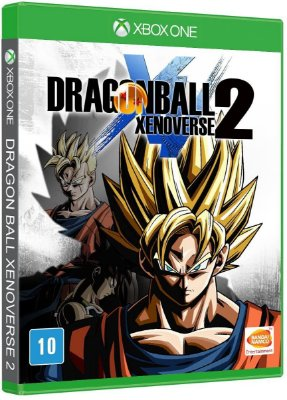 Dragon Ball Xenoverse 2 Xbox One Midia Fisica