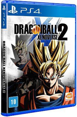 Dragon Ball Xenoverse 2 PS4 Midia Fisica