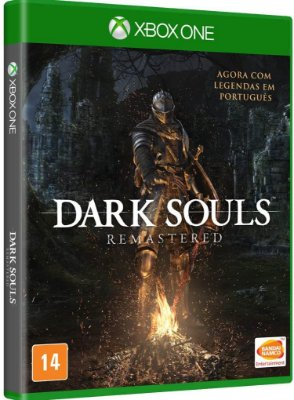 Dark Souls Remastered Xbox One Midia Fisica