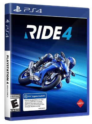 Ride 4 PS4 Mídia Física