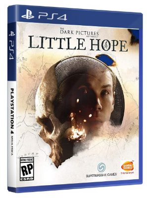 The Dark Pictures: Little Hope PS4 Mídia Fisica