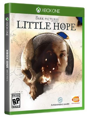 The Dark Pictures Little Hope Xbox One Mídia Fisica