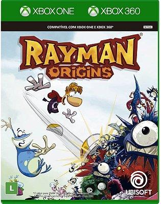 Rayman Origins Xbox One Xbox 360 Midia Fisica