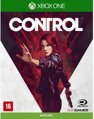 Control Xbox One Midia fisica