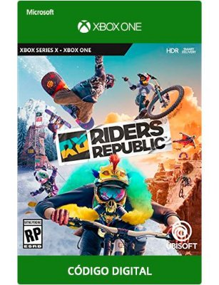 Riders Republic Xbox One S|X