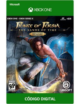 Prince of Persia The Sands of Time Remake Xbox One S|X
