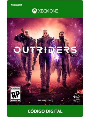 Outriders Xbox One S|X