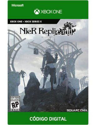 NieR Replicant Xbox One S|X