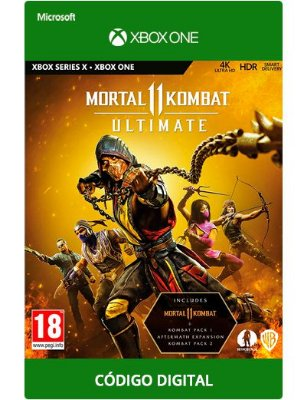 Mortal Kombat 11 Ultimate Xbox One S|X