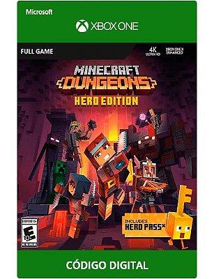 Minecraft Dungeons Xbox One S|X
