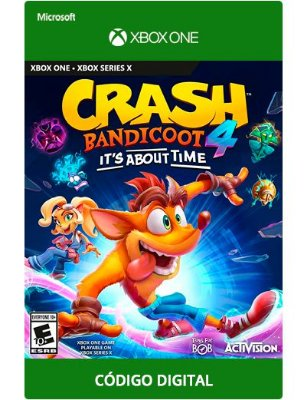 Crash Bandicoot 4: It's About Time Xbox One S|X