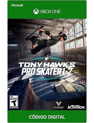 Tony Hawk's Pro Skater 1 + 2 Xbox One S|X
