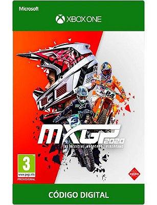 MXGP 2020 Xbox One S|X