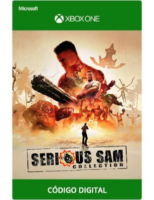 Serious Sam Collection Xbox One S|X