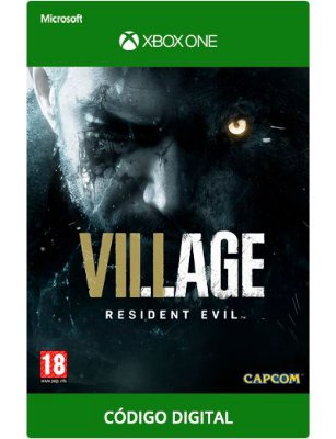 Resident Evil Village Xbox One S|X