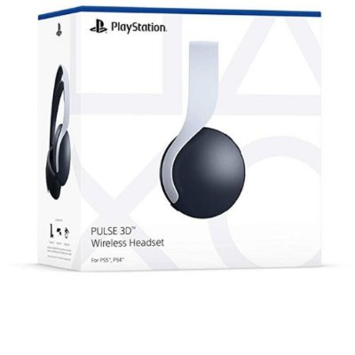 Headset sem fio PULSE 3D PS5 e PS4