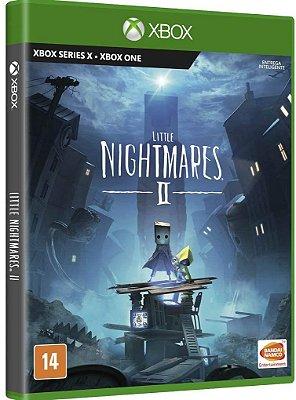 Little Nightmares 2 Xbox One Midia Fisica