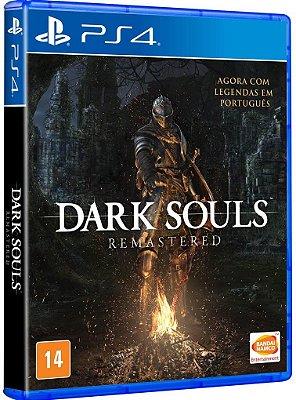 Dark Souls Remasterizado PS4 Midia Fisica