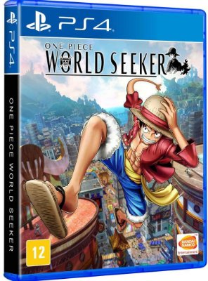 One Piece World Seeker PS4 Midia Fisica