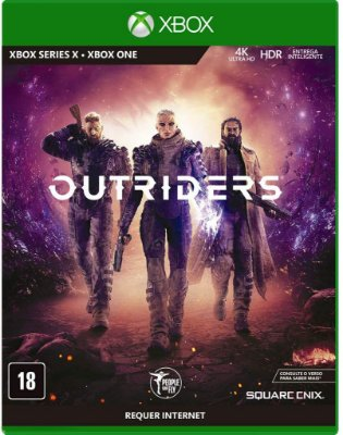 Outriders Xbox One Midia Fisica