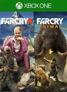 FAR CRY 4, FAR CRY PRIMAL Xbox One