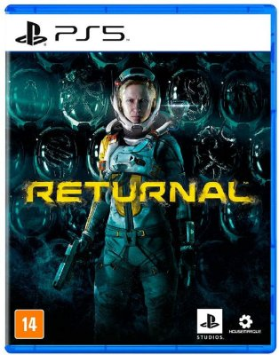 Returnal PS5 Midia Fisica