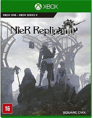 NieR Replicant Xbox One Midia Fisica