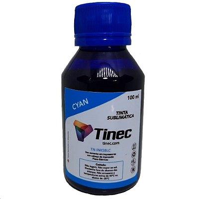 TINTA SUBLIMÁTICA CIANO TINEC- 100ml