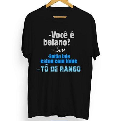 Camiseta Masculina Tô de Rango