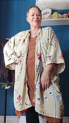 Kimono Midi Ieda
