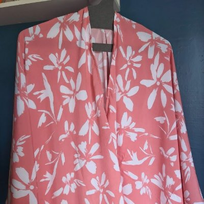 Kimono Rosa Flor