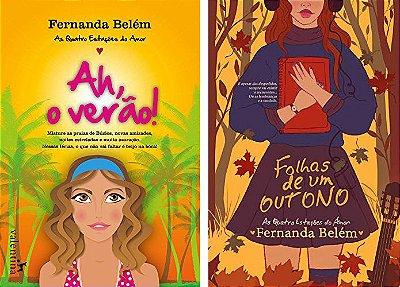 Kit - As quatro estações do amor - Livros 1 e 2