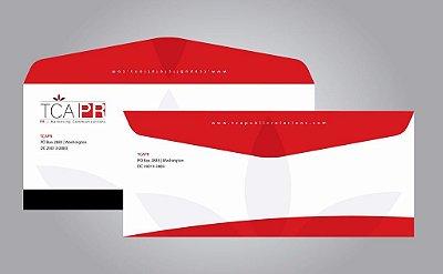 Arte Digital para Envelope