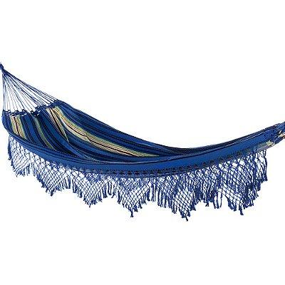 Rede de Dormir Casal Catarinense Azul