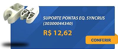SUPORTE PONTAS EQ. SYNCRUS (30300044340)V110-30004
