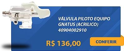 VÁLVULA PILOTO EQUIPO GNATUS (ACRILICO) 40904002910