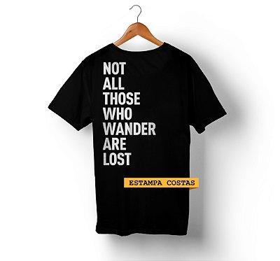 Travel Shirt - Preta