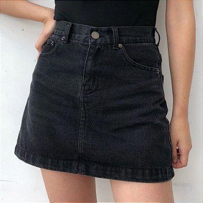 Saia Jeans Basic