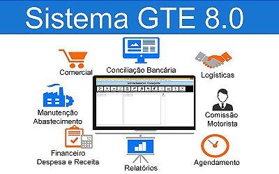 Sistema Transporte Executivo - Licença para 5 Computadores