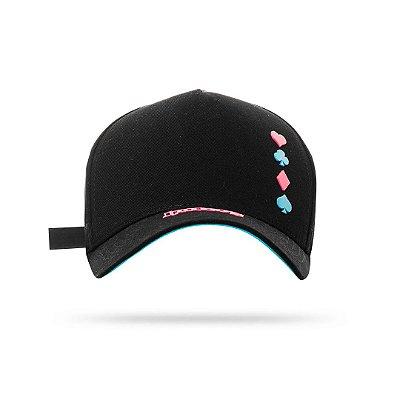 CAP NAIPES BLACK