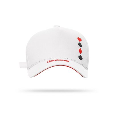 CAP NAIPES WHITE