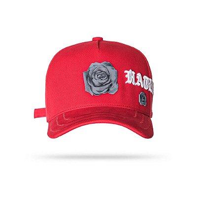 CAP BLACK ROSES