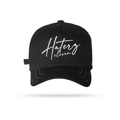 CAP HATERZ ASS BLACK