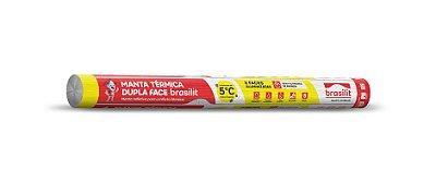 MANTA TÉRMICA DUPLA FACE 25MT2